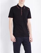 HUGO BOSS Sport jersey polo shirt