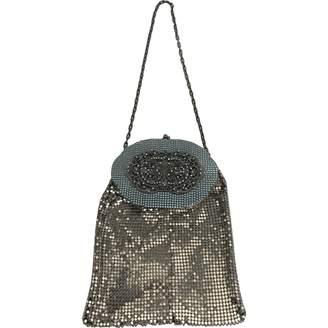 Valentino \N Silver Metal Handbags