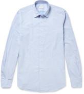 Incotex - Kurt Slim-fit Cotton-dobby Shirt