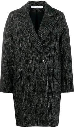 IRO double-breasted coat