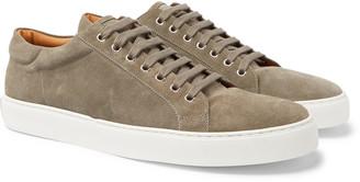 Ralph Lauren Purple Label Severn Suede Sneakers