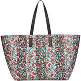 Gerard Darel Leather Le Simple Two Bag Shopper Bag, Multi
