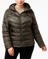 MICHAEL Michael Kors Size Chevron Packable Puffer Coat