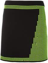 Christopher Kane mini studded skirt