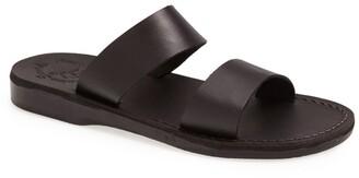 Jerusalem Sandals 'Aviv' Leather Sandal