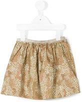Gold Belgium - floral print skirt - kids - Polyester - 2 yrs