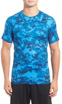 Nike Men's Pro Hypercool Seamless T-Shirt
