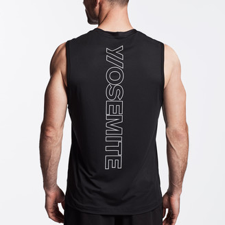 James Perse Y/Osemite Graphic Muscle Shell