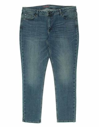 Wrangler Authentics Women's Mid Rise Skinny Leg Jean