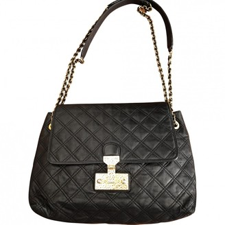 Marc Jacobs Single Black Leather Handbags
