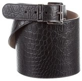 Michael Kors Embossed Waist Belt w/ Tags