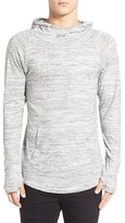 Imperial Motion Men's 'Trace Suba' Cowl Neck Hoodie