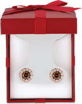 LeVian Le Vian Chocolatier® Diamond Stud Earrings (3/4 ct. t.w.) in 14k Rose Gold