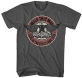 FEA Men's Aerosmith Walk This Way T-Shirt