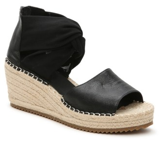 Eileen Fisher Wiley Espadrille Wedge Sandal