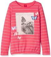 S'Oliver Girl's 53.708.31.7141 Longsleeve T-Shirt