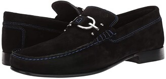 Donald J Pliner Dacio 3 (Black) Men's Shoes