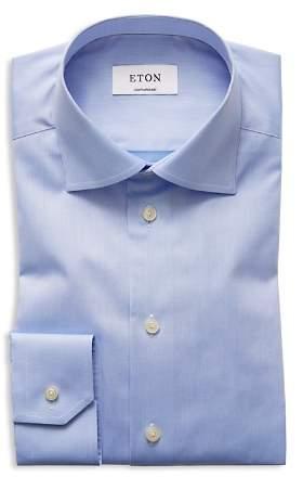 Eton of Sweden Signature Twill Regular Fit Dress Shirt