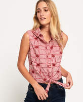 Superdry Betty Sleeveless Shirt
