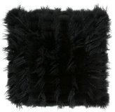 Oscar de la Renta Fur Throw Pillow