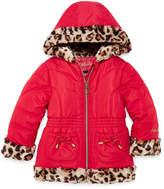 Asstd National Brand Midweight Puffer Jacket - Girls-Toddler