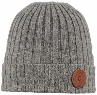Barts Boys' Haakon Turnup Beanie Hat