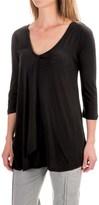XCVI Teressa Shirt - 3/4 Sleeve (For Women)