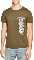 Marc Jacobs Safety Pin Graphic Tee