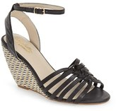 Seychelles Women's 'Top Notch' Knotted Wedge Sandal