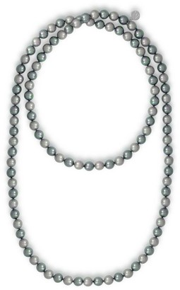 Majorica Endless 8MM Organic Pearl Strand Necklace/48""