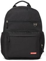 Skip Hop Infant 'Duo Signature' Diaper Backpack - Black