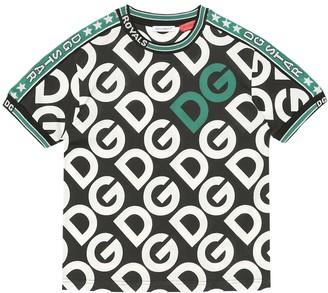 Dolce & Gabbana Logo cotton T-shirt