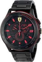 Ferrari Men's 0830142 Scuderia XX Analog-Display Quartz Watch