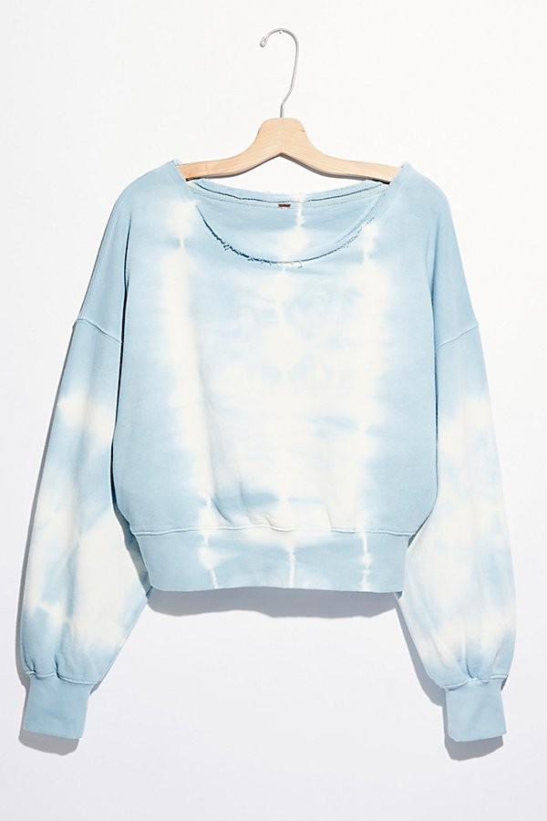Washed Jojo Pullover
