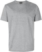 Emporio Armani printed T-shirt - men - Cotton - L