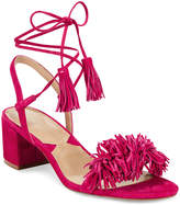 Adrienne Vittadini Allen Lace-Up Sandals Women's Shoes