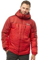 Berghaus Mens Extreme 7000 Belay Hydroloft Jacket Red/Dark Red
