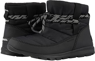 Sorel Whitney Short (Black) Women's Cold Weather Boots