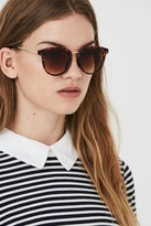 Vero Moda Tortoise Love Sunglasses