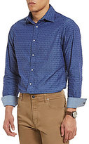 Daniel Cremieux Jeans Printed Long-Sleeve Woven Shirt