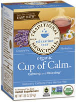 Traditional Medicinals Cup of Calm by 16 Tea Bags)