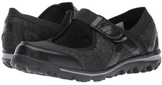Propet Onalee (Blue/Silver) Women's Shoes