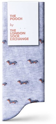 The London Sock Exchange The Pooch Dachsund Sock