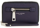 Marc Jacobs Women's 'Gotham' Leather Phone Wallet - Blue