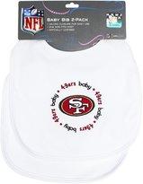 Baby Fanatic Team Color Bibs, San Francisco 49Ers, 2-Count