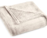 Bar III Charter Club CLOSEOUT! Charter Club Ultra Plush Throw, Created for Macy's