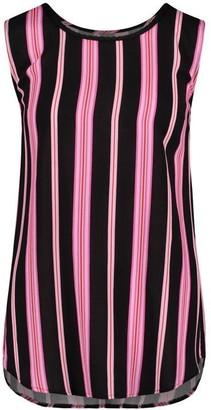Betty Barclay Striped Sleeveless Top