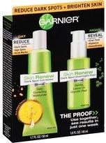 Garnier Skin Renew Dark Spot Corrector & Dark Spot Overnight Peel, 2 pc, 3.3 fl oz