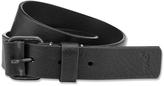 Marie Chantal Leather Buckle Belt