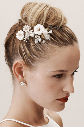 Anthropologie Florelle Hair Pins By in Gold Size ALL